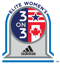 Elite Women's 3-on-3 presented by adidas™